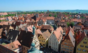 romantische strasse rothenburg